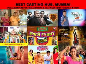 "MALE, FEMALE & KIDS REQUIRED IN ACTING ROLES FOR HINDI TV SERIALS ON AIR, ""KAWACH, CID, CRIME PATROL"" & OTHERS. FOR MORE INFO, CALL US ON 7758007509"